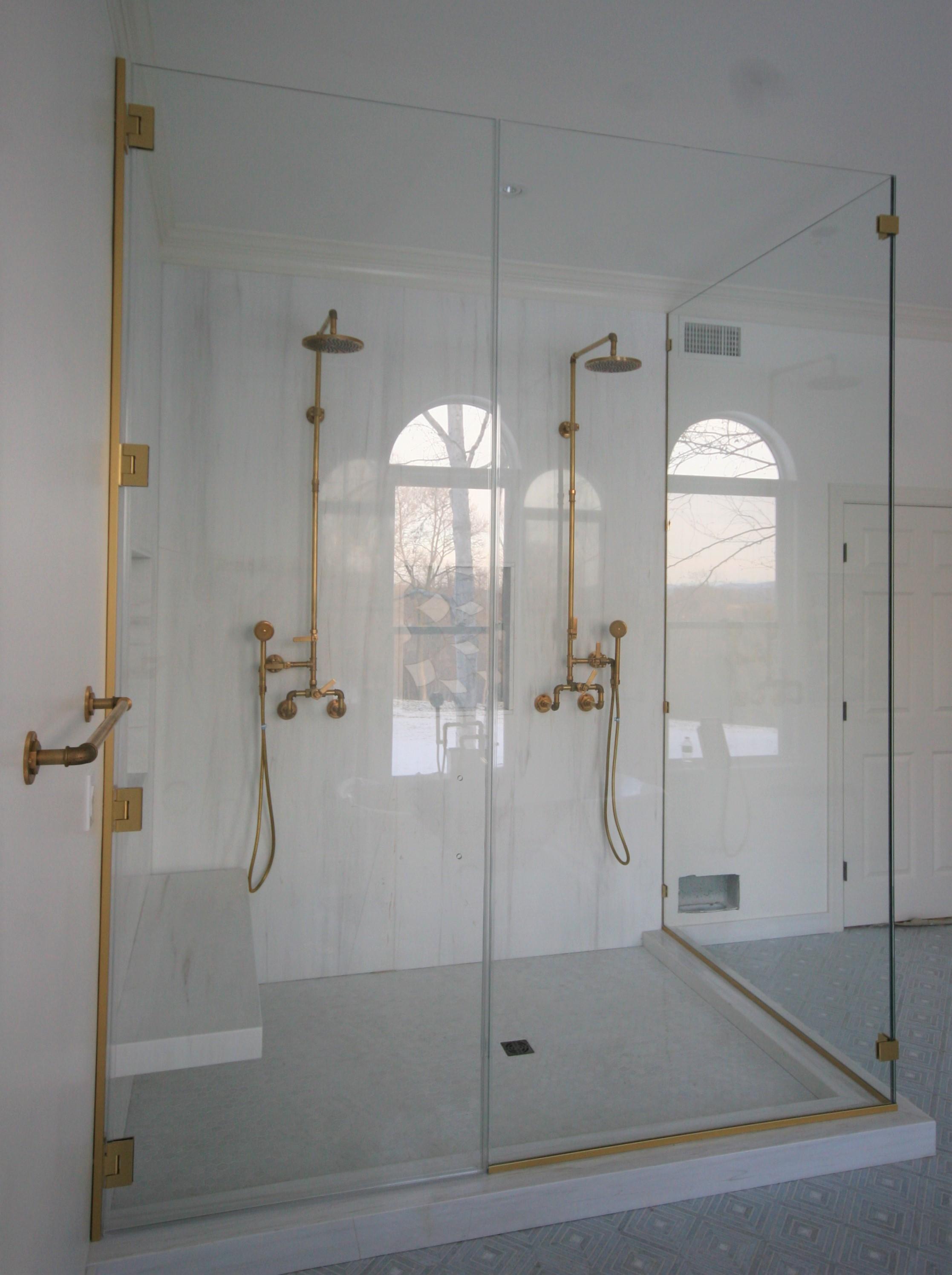 Custom Shower Doors Frameless Shower Doors Cold Spring Highland