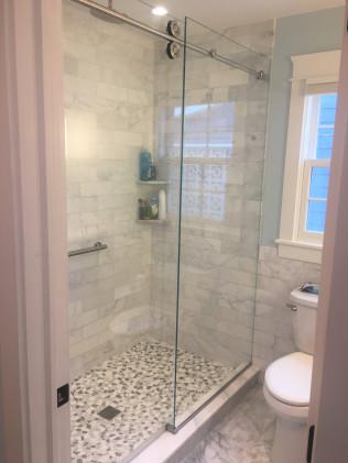 Bi Pass Cold Spring Shower Doors