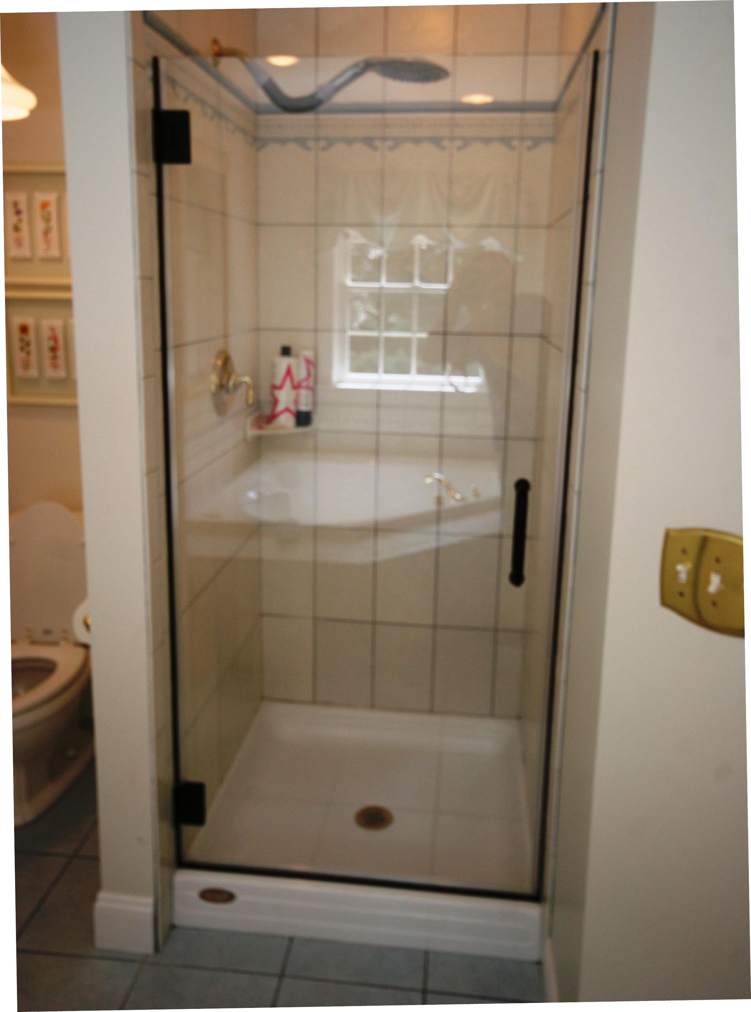 Door and Panel Layouts: Cold Spring Shower Doors