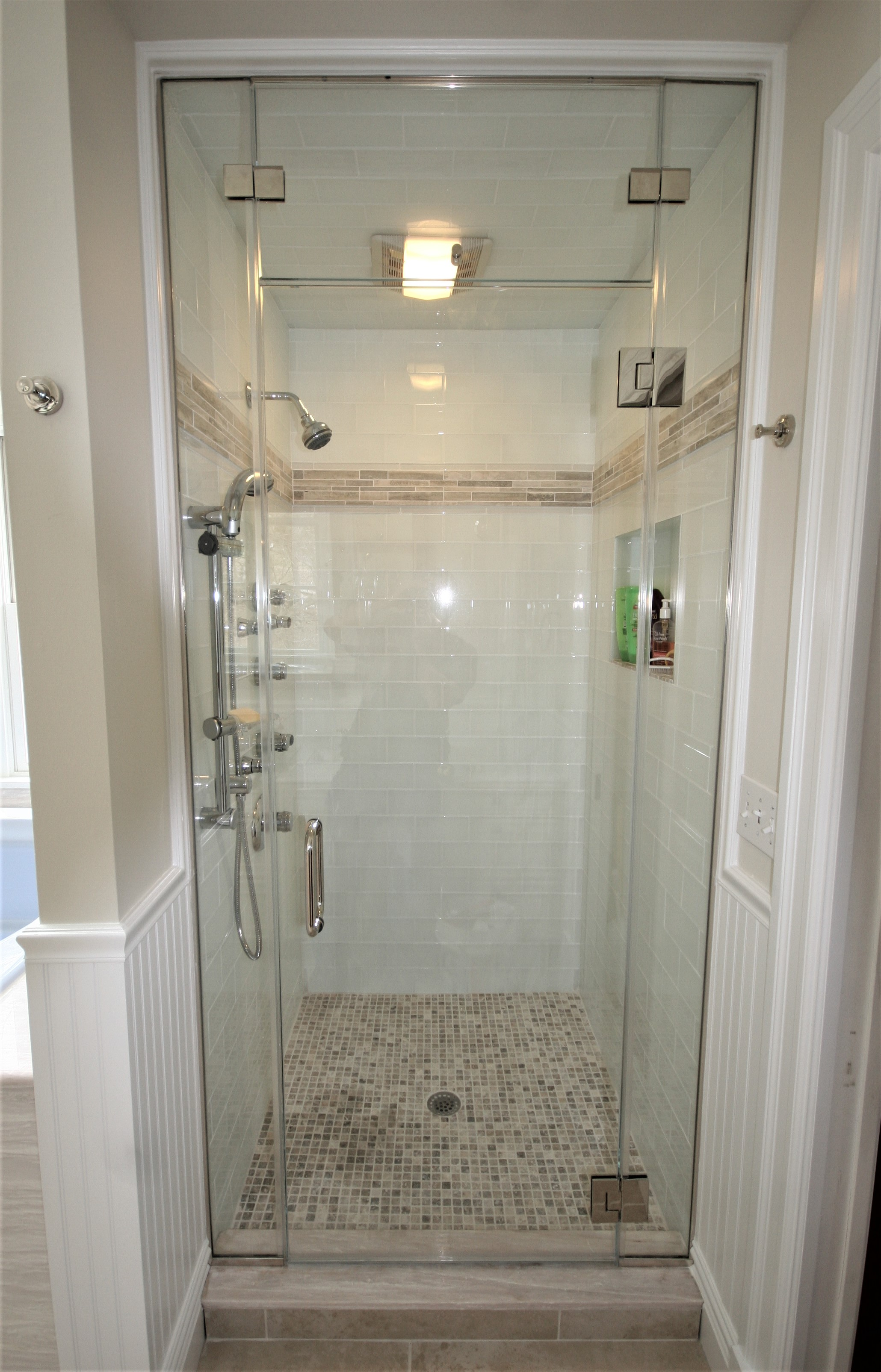 Steamer Applications Cold Spring Shower Doors