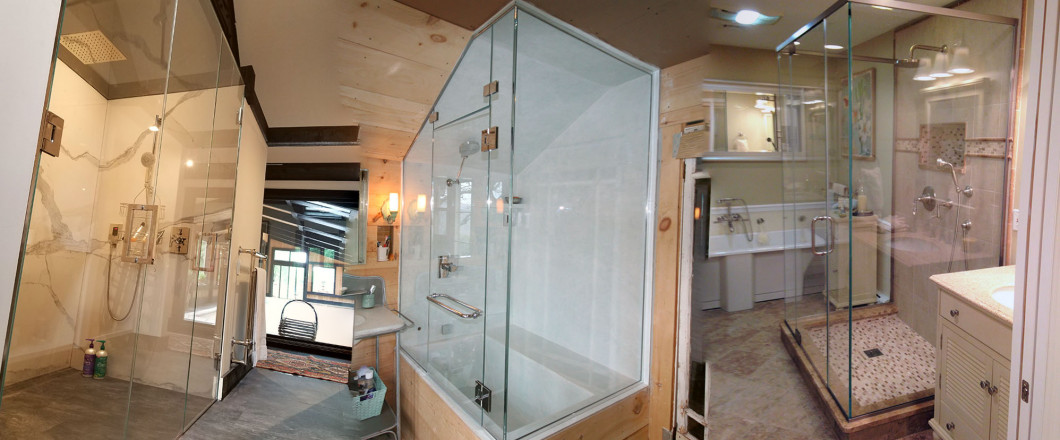 Custom Shower Doors and Tub Enclosures